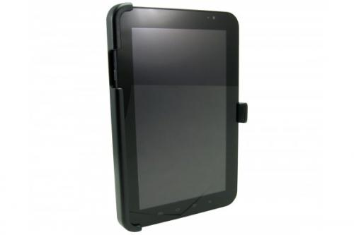 Arkon Black Custom Fit Holder for Samsung Galaxy Tab (Plastic with Dual T Slot on Back)