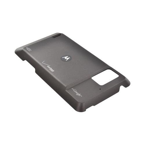 Original Motorola Droid Bionic XT875 Extended Battery Door, SJHN0692A - Black