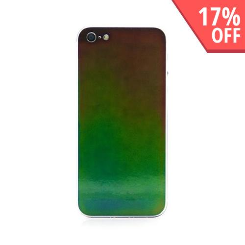 SlickWraps Mood Ring Protective Skin & Screen Protector for Apple iPhone 5/5S