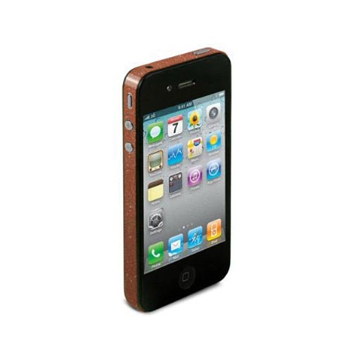 Original TruePower Apple iPhone 4 Thin Skin - Copper