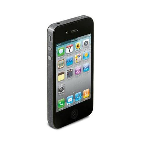 Original TruePower Apple iPhone 4 Thin Skin - Glitter Silver