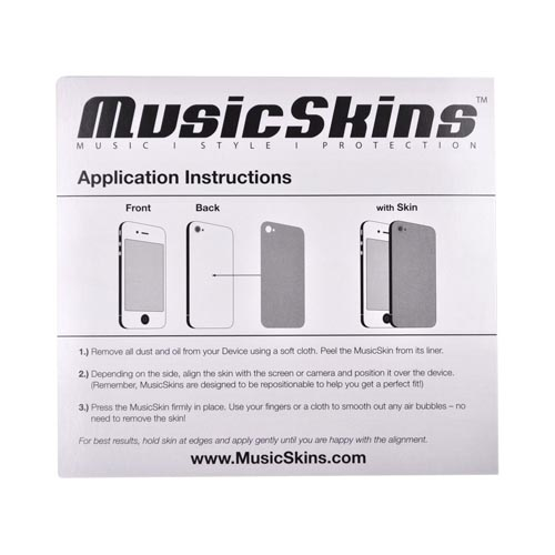 Original Music Skins Apple AT&T/ Verizon iPhone 4, iPhone 4S Protective Skin - John Lennon NYC