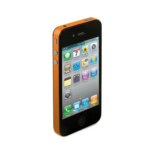 Original TruePower Apple iPhone 4 Thin Skin - Orange