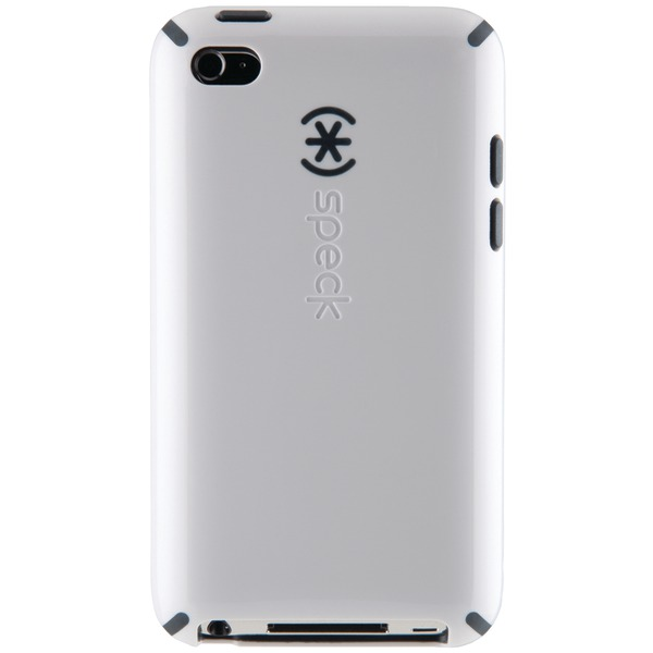 SPECK SPK-A0122 IPOD TOUCH 4G CANDYSHELL CASE (MOONSICLE WHITE)