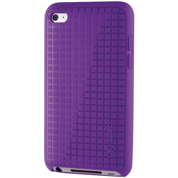SPECK SPK-A0132 IPOD TOUCH 4G PIXELSKIN HD CASE (PURPLE)
