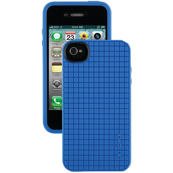 SPECK SPK-A0783 IPHONE(R) 4S PIXELSKIN HD CASE (COBALT)