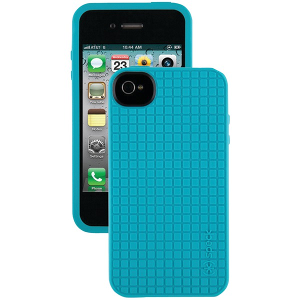 SPECK SPK-A0784 IPHONE(R) 4S PIXELSKIN HD CASE (PEACOCK)
