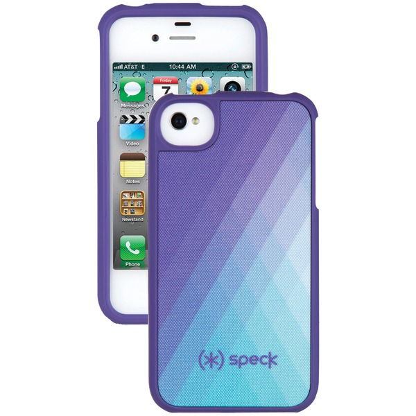 SPECK SPK-A0789 IPHONE(R) 4S FITTED CASE (DIAMONDFOG PURPLE)
