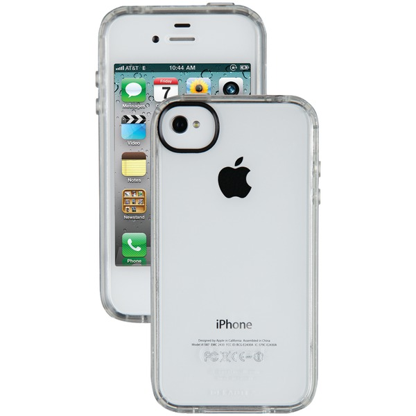 SPECK SPK-A0814 IPHONE(R) 4S GEMSHELL CASE (CLEAR)