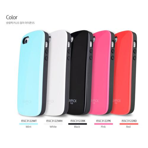 SLIMPACK® Premium Plus™ iPhone 5C Case w/ Hidden Card Slot [Mint]