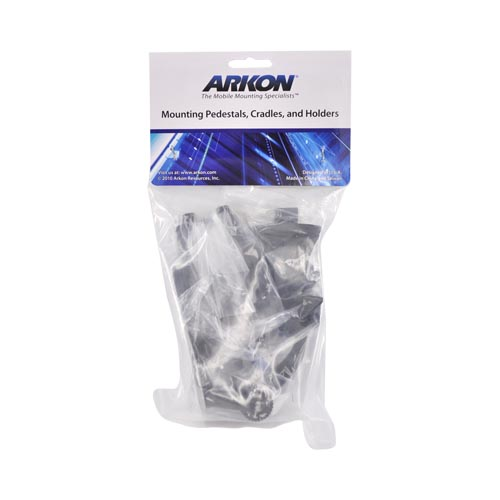 Original Arkon Universal Car Windshield Suction, Vent & Console/Cell Phone Mount Kit, SM210 - Black