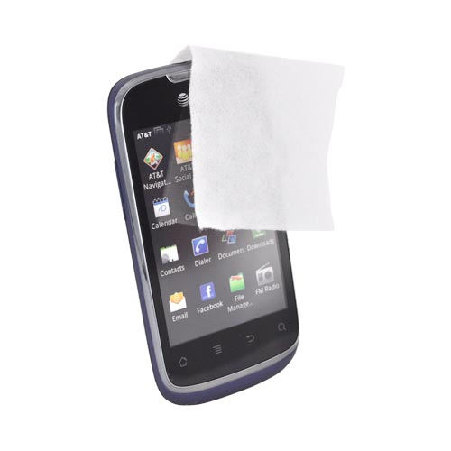 smrtWipes Screen Cleaner for Cell Phones (15 wipes)