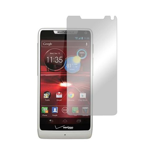 Motorola Droid RAZR M Screen Protector w/ Mirror Effect