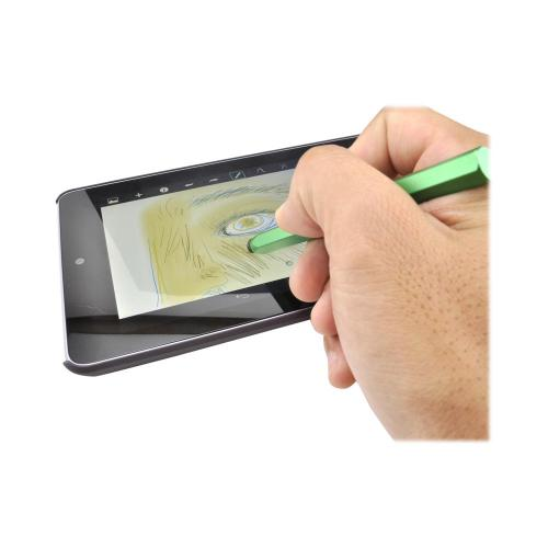 Universal Metal Stylus Pen for Touch Screen - Green