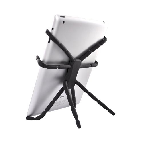 Original Breffo Apple iPad/Xoom/Tab Spider Podium Stand, SPTBLK - Black