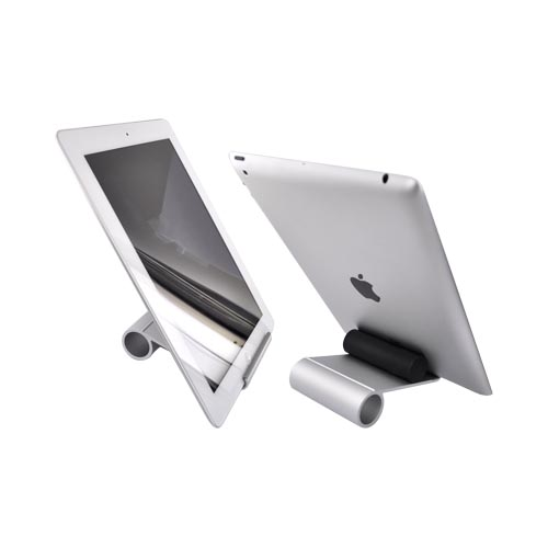 Original Just Mobile Slide Apple iPad 1st Gen,iPad 2nd Gen Stand, ST-828 - Gray,Black