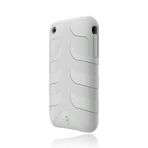 Original SwitchEasy Apple iPhone 3G 3GS Rebel Capsule, SW-CAP-REB-W - White