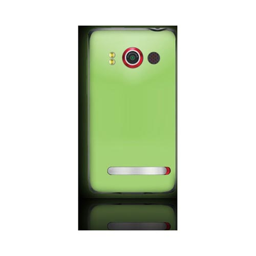 Original SlickWraps HTC EVO 4G Protective Skin, SW-EVO4G-IGLOW - Glow in the Dark