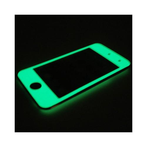 Original SlickWraps Apple iPod Touch 4 Protective Skin, SW-IPOD-IGLOW - Glow in the Dark