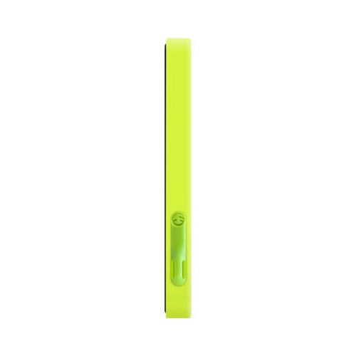 Original SwitchEasy AT&T/ Verizon Apple iPhone 4, iPhone 4S Lanyard Hard Case w/ Screen Protector & Lanyard Attachment, SW-LAN4S-L - Neon Lime Green