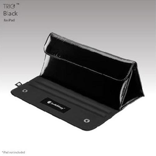 Original SwitchEasy Apple iPad (All Gen.) TRIG Sleeve/Stand Case, SW-TRIP-BK - Black
