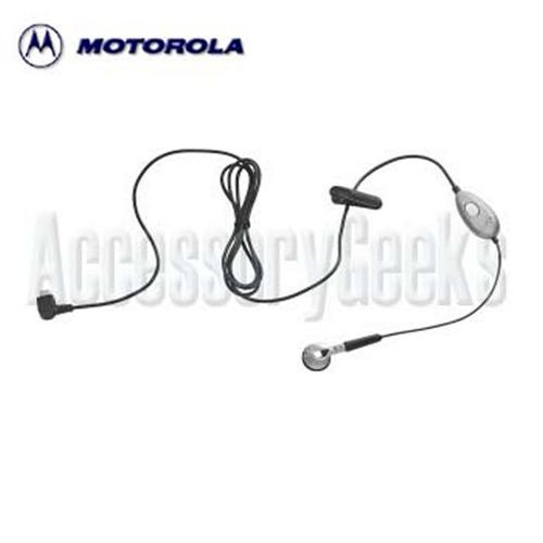 Original Motorola V3 Razr Ear bud Original Headset - SYN0896