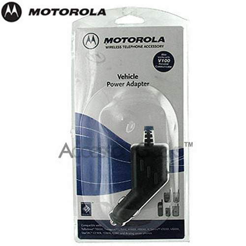 Original Motorola Car Charger (SYN4241) - StarTAC type