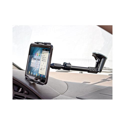 "Original Arkon Universal Tablet (7""- 12"") Windshield Mount, TAB-CM117 - Black"
