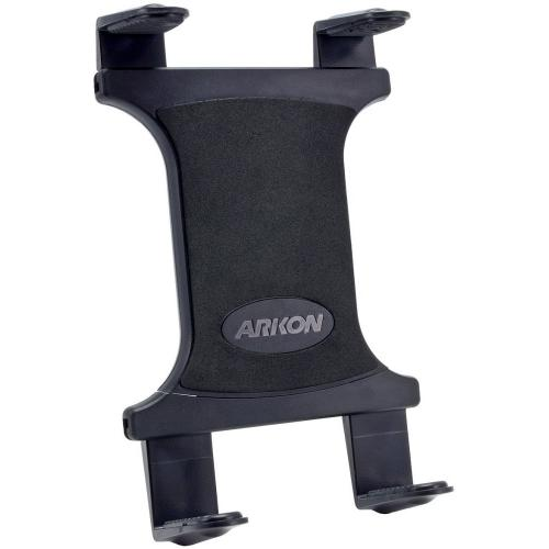 Arkon Black Slim-Grip Tablet Holder - Universal Spring-Loaded Tablet Computer Holder (Bulk)