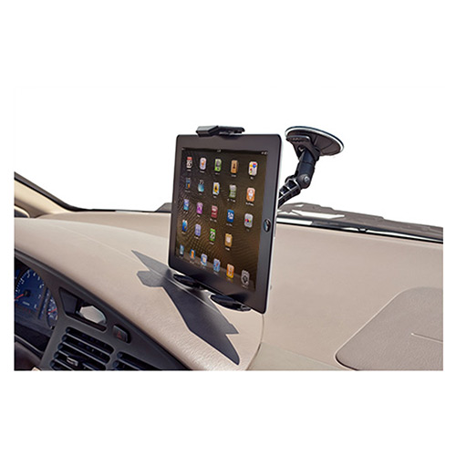 "Arkon Windshield Universal Tablet (7""- 12"") Mount with 7"" Adjustable Arm"