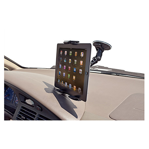 "Arkon Rigid Extension Windshield Tablet Mount with 14.5-18.5"" Extension Arm"