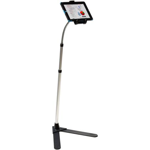 Arkon Black Tablet Stand - Same as TABSTAND1, but with FLEX Gooseneck