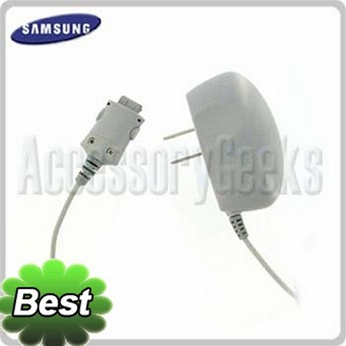 Original Samsung Travel Charger TAD137JSE Grey (R225 Type)