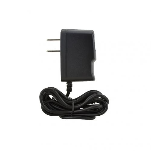 Black Universal 2A Micro USB Travel/ Home Charger - Charges Tablets!
