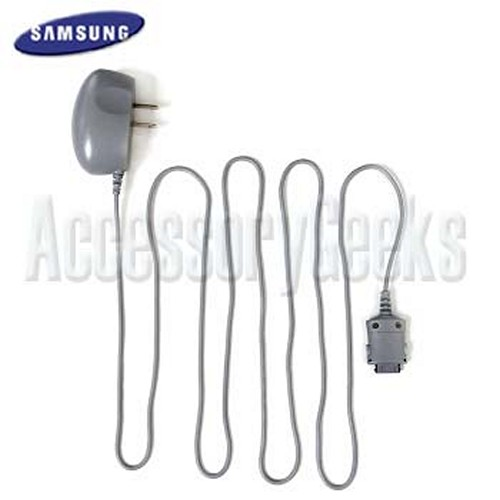 Original Samsung SGH P735 / p730 Travel Charger, TCH137JSE