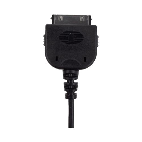 Premium Apple iPad Travel Charger - Black