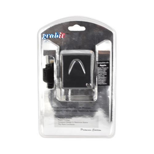Universal Premium Apple iPad Travel Charger - Black