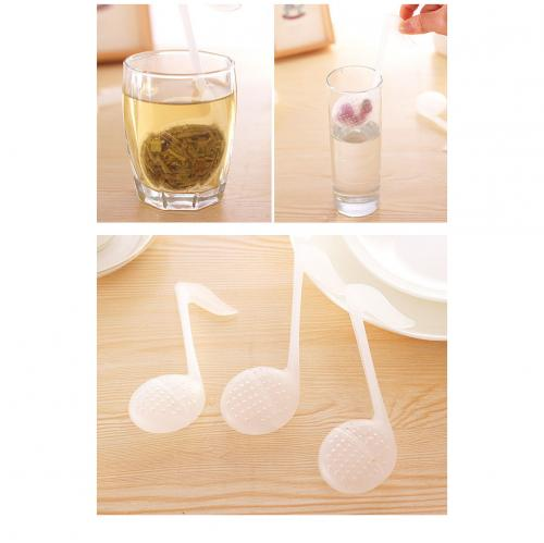 Music Note Tea Infuser [Clear]