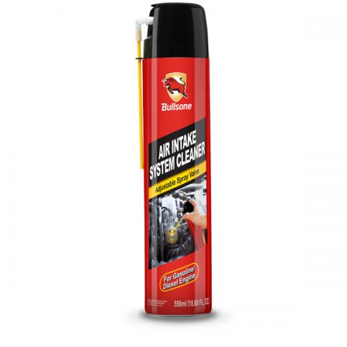 Bullsone Air Intake System Cleaner - Removes Harmful Deposits Inside The Throttle Body!
