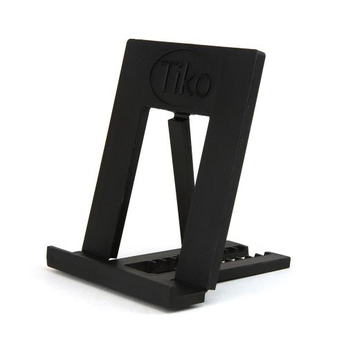Tiko Black Universal Folding Travel Phone/Tablet Stand - Works great for Samsung Galaxy Note 3 or Apple iPad Mini 2!