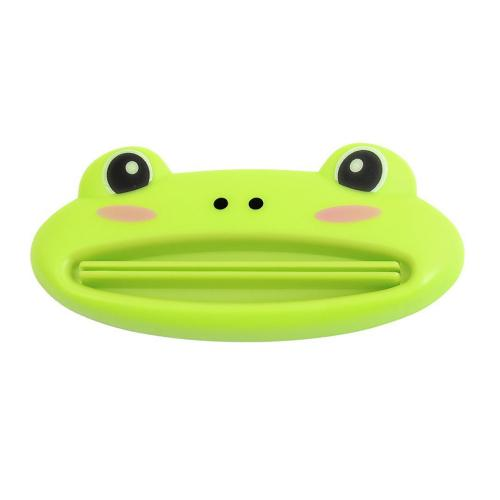 Geeky Green Frog Toothpaste Dispenser Squeezer - Make Your Toothpaste Last!