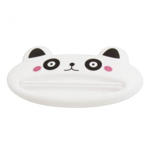 Geeky Black/ White Panda Toothpaste Dispenser Squeezer - Make Your Toothpaste Last!