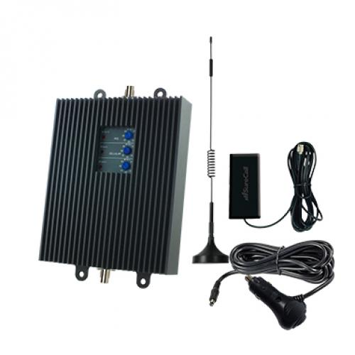 SureCall TriFlex2Go-V | 3G-4G for Verizon 50db Cell Phone Signal Booster Kit for Vehicles/ Boats/ RV - FCC Approved!