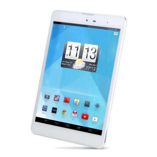 "Trio AXS 4G 7.85"" Tablet 16GB Quad Core"
