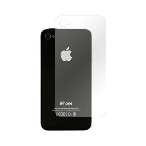 Original Zenus AT&T/ Verizon Apple iPhone 4, iPhone 4S Screen Protector - Clear