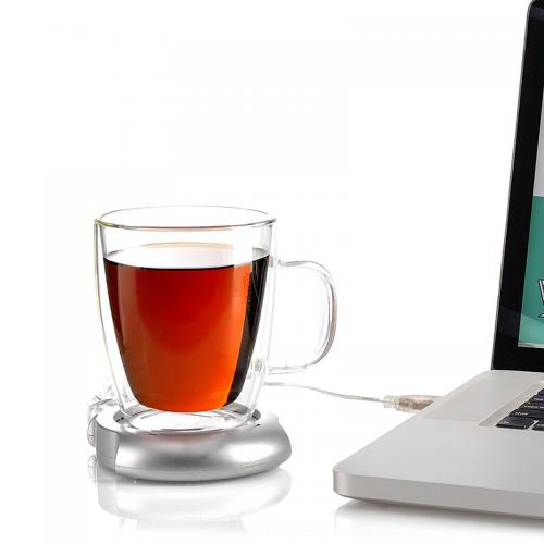 Universal USB Cup Warmer w/ 4 Port, Power 2.5W 5V DC
