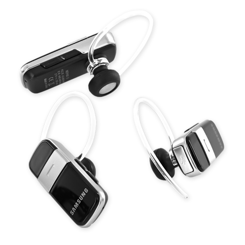 Original Samsung Universal Wind Noise Reduction Bluetooth Headset - WEP480