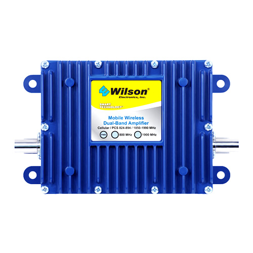 Wilson Cellular 40db In-vehicle Wireless Dual-band 800mhz/1900mhz Cellular/pcs Bi-directional Amplifier Kit For Trucks- Prime