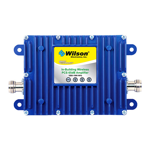 Wilson Cellular Smart Technology 65dB In-Building Wireless 1900MHz PCS Bi-Directional Amplifier Kit for Office/Home - SOHO1900