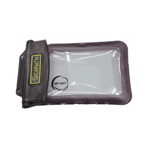 Original DICAPac WP-560 Waterproof Phone/ Camera Case w/ Neck Strap - Large